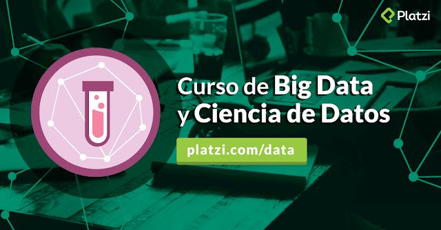 Curso de Big Data y Ciencia de Datos (Platzi) MEGA