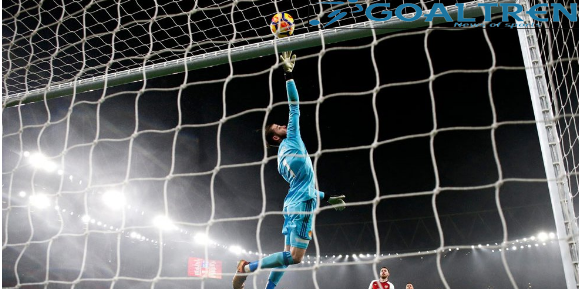 Mourinho: De Gea Do The Best Of A Goalkeeper