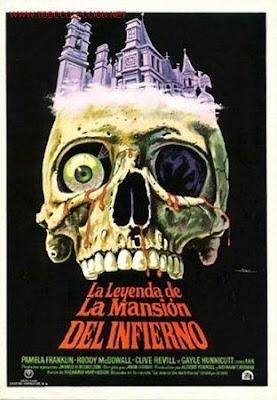 La leyenda de la mansión del infierno, Richard Matheson