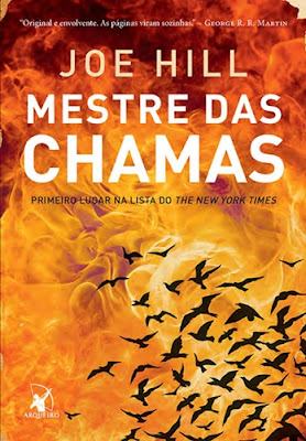MESTRE DAS CHAMAS (Joe Hill)