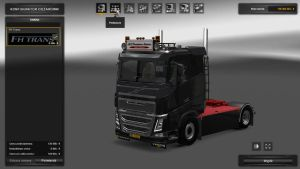 Top New Volvo FH Flat Truck