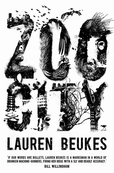 My Book Review of Zoo City by Lauren Beukes
