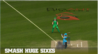 Big Bash 2016 Android Game