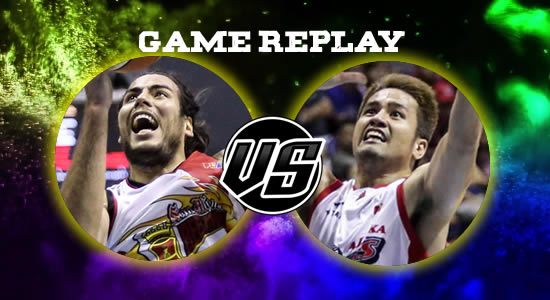 Video Playlist: SMB vs Alaska game replay July 16, 2018 PBA Commissioner's Cup
