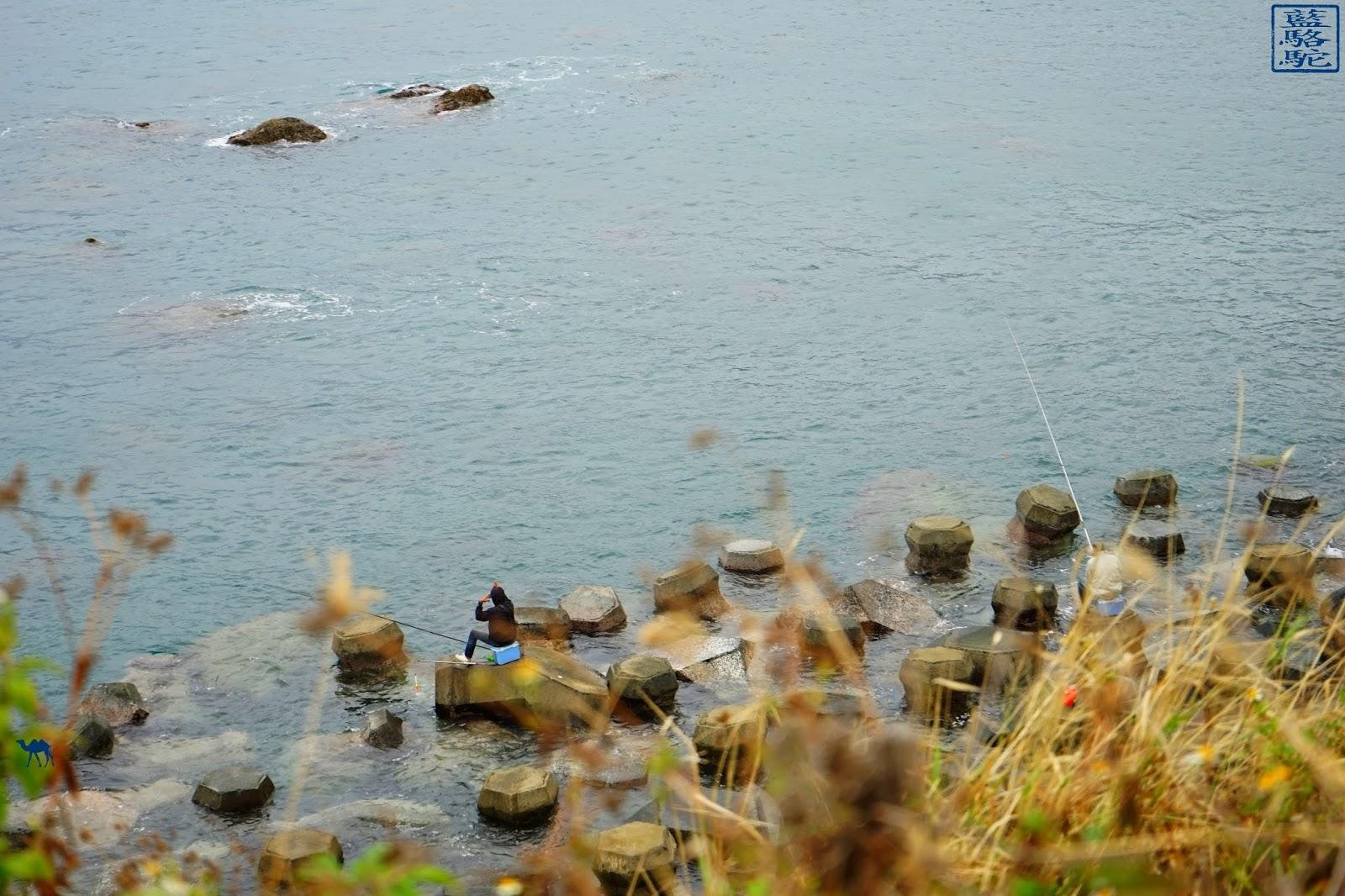 Le Chameau Bleu - Blog Voyage Taiwan -  le pêcheur  des cotes de Du Lan- Tourisme Taiwan