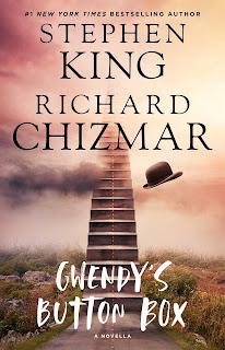 Stephen King, Richard Chizmar, Gwendy's Button Box, Latest Stephen king Books, Stephen King Store