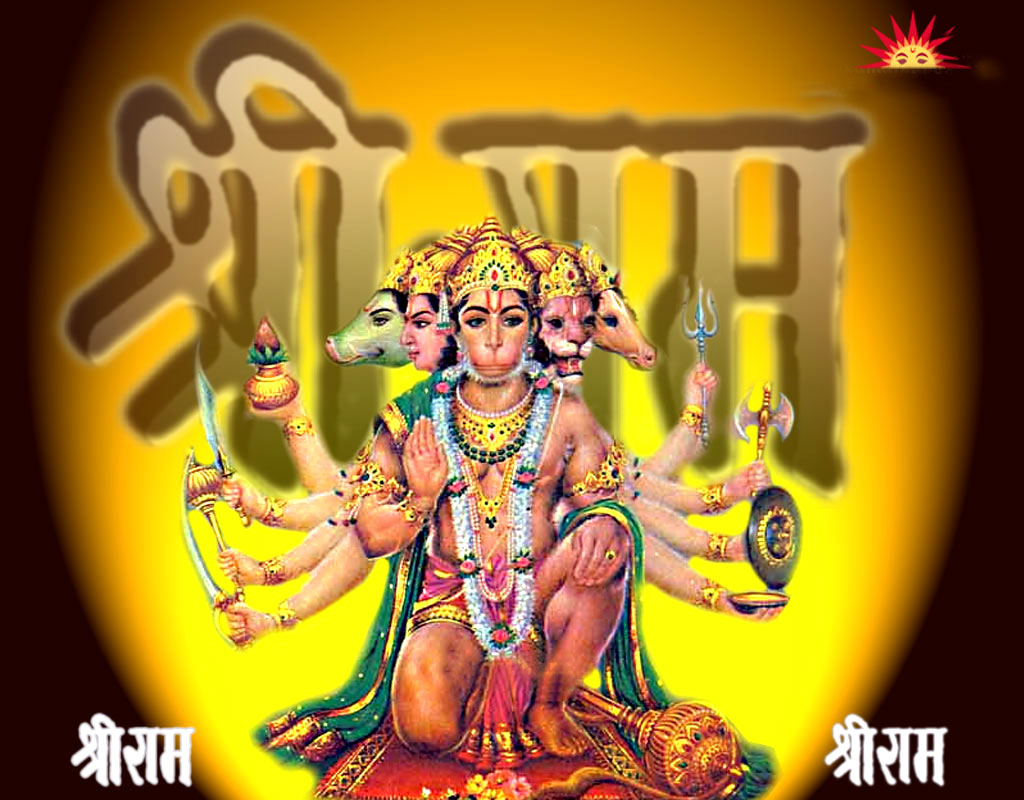 Lord Hanuman Wallpapers