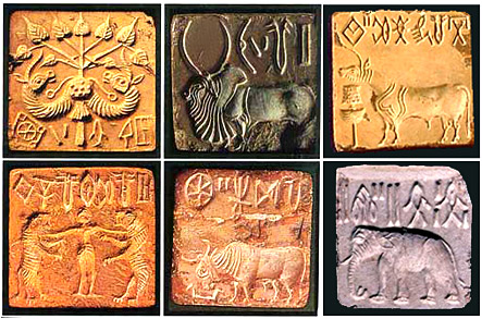 Early Dates in Vedic Texts - Mature Harappa