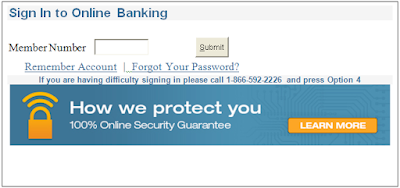 Meridian Credit Union Online Banking