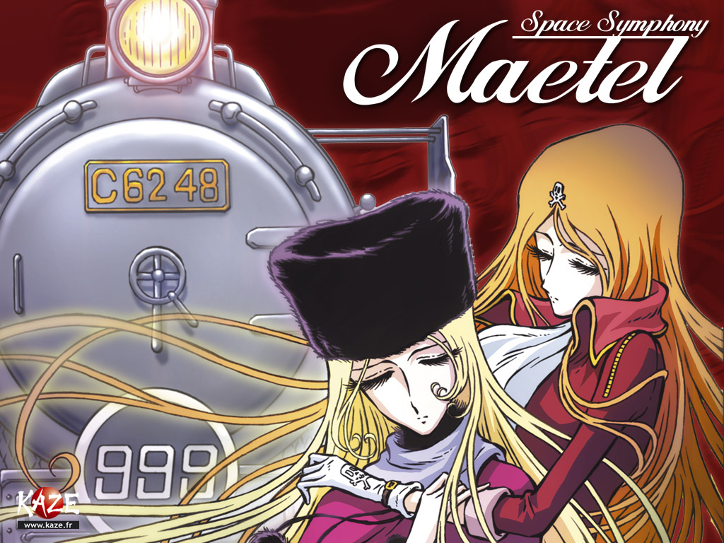 Uchuu Koukyoushi Maetel: Ginga Tetsudou 999 Gaiden  13/13   Sub. Español   Mega 