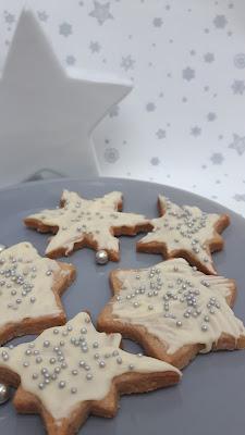 Foodblogger-Adventskalender: Zimt-Sahne-Plätzchen
