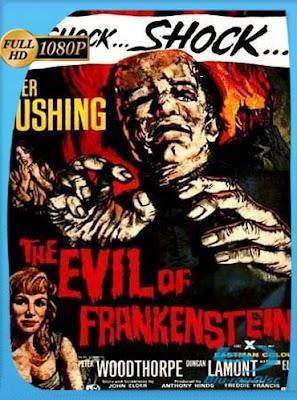 La Obsesión de Frankenstein (1964)HD [1080P] latino[GoogleDrive] DizonHD