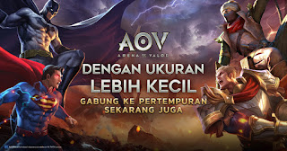 Garena AOV - Arena of Valor Small Size APK