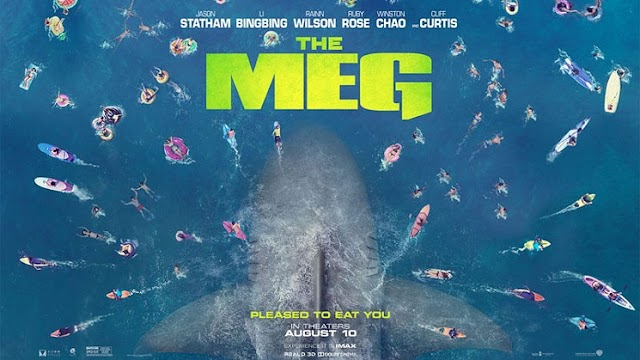 Review Movie : The Meg