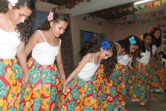 Alegria e emoção marcam o arraiá do Projeto de Apoio a Criança Carente de Palmatória