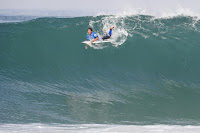 21 Miguel Pupo Quiksilver Pro France foto WSL Laurent Masurel
