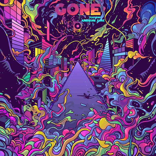 Mr. Probz - Gone (feat. Anderson .Paak) - Single Cover