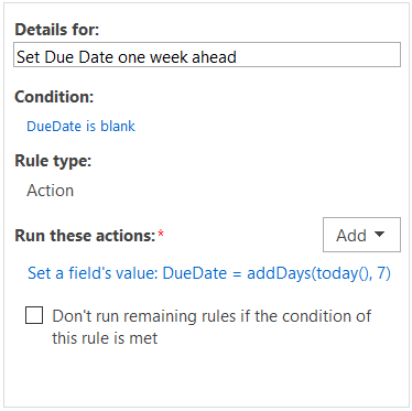 Date Due Definition
