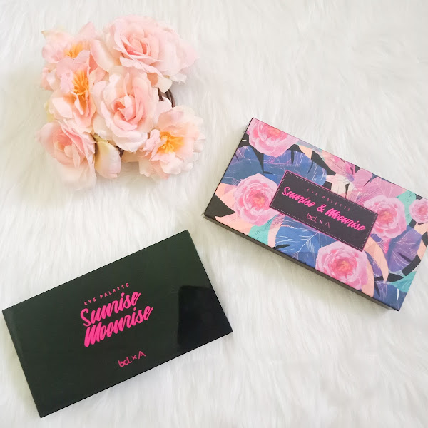 Althea Sunrise and Moonrise Eyeshadow Palette Review