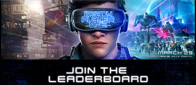 join the leaderboard ready player one