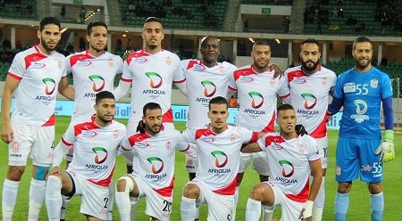حسنية اكادير يتغلب على فريق رجاء بني ملال بثلاثية في الجولة الرابعه من الدوري المغربي