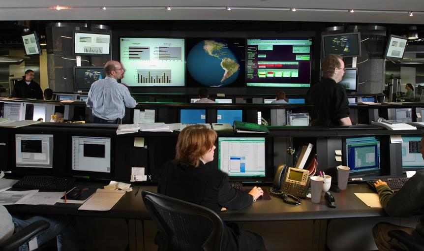 Taosecurity Visit To Symantec Security Ops Center