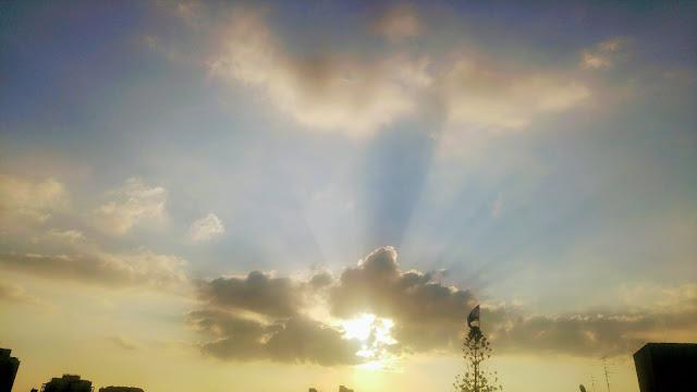 ויהי אור