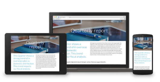 A totally rebuilt Google Sites—now available to everyone