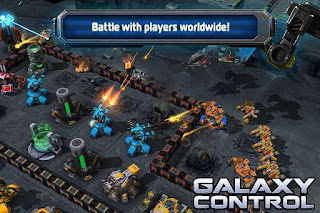 Galaxy control 3D strategi mod APK