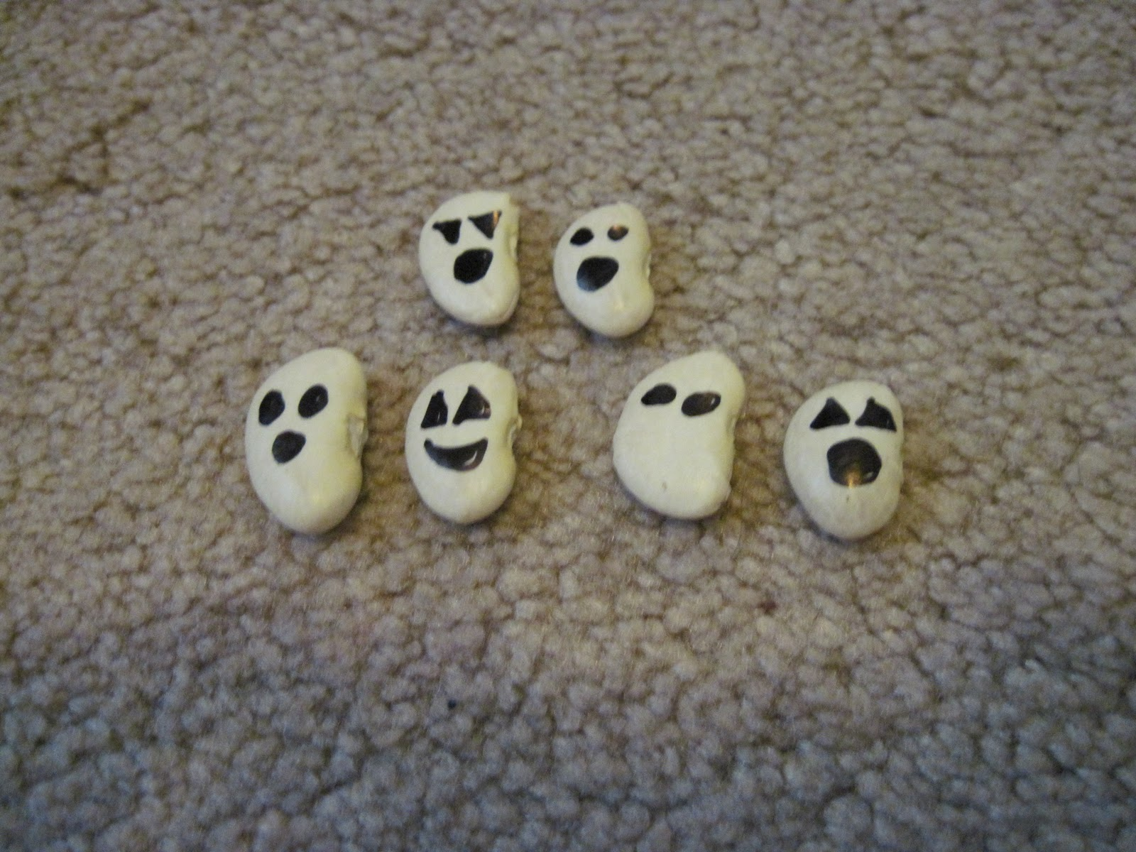 Kids Matter Lima Bean Ghost