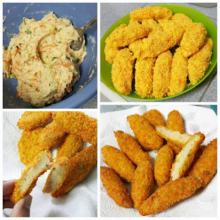 Resepi Crunchy Chicken Nugget Recipe