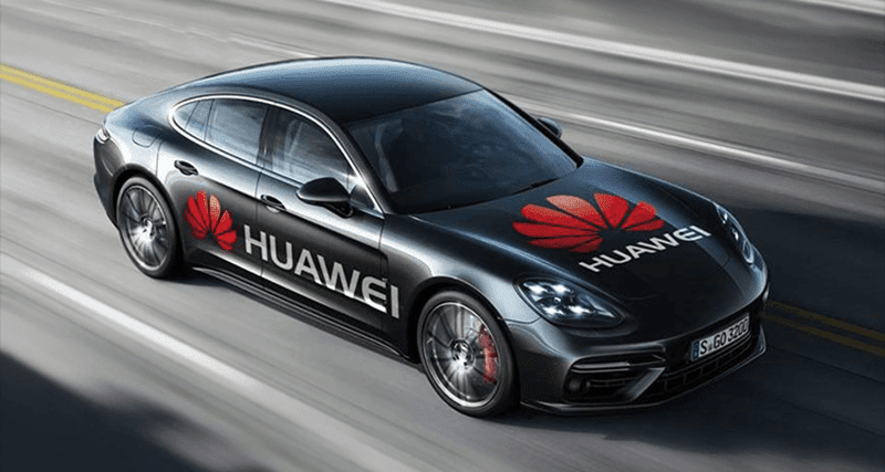 "Huawei's ""RoadReader"" project enabled the A.I. powered Mate 10 Pro to drive a car!"
