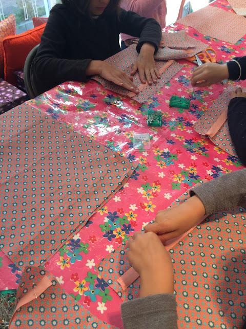cours de couture Toulouse enfants Petit Pan couture