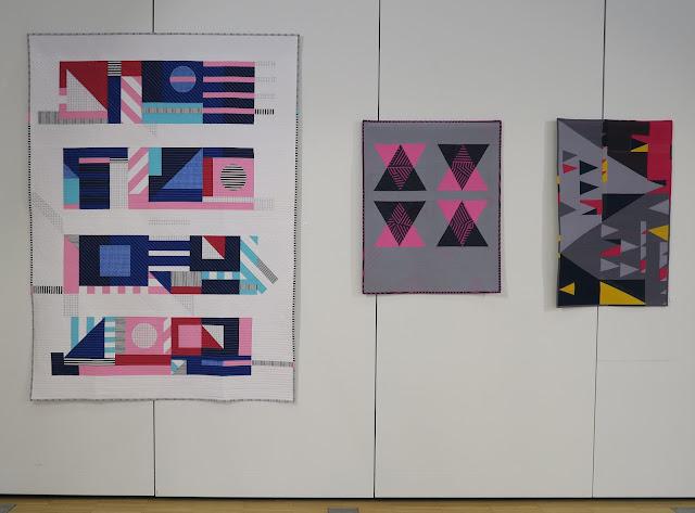Luna Lovequilts - Exposition Art-Tex - Espace 25 à Fribourg - Suisse