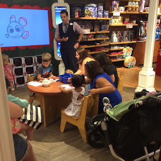 Disney Store 2016 Summer Play Days Wristbands