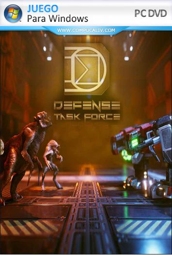 Defense Task Force - Sci Fi Tower Defense PC Full