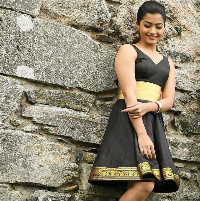 Rashmika Mandanna first movie