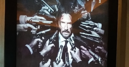 John Wick 2, Keanu Reeves's box office movie