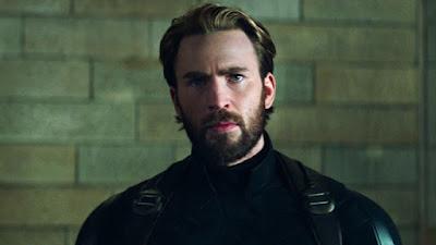 infinity war captain america entry