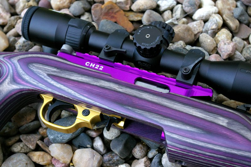 Tactical Innovations Ch22 10 22 Receiver Review