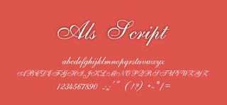 Jenis Font Kekinian dan Terbaik Untuk Desain Undangan