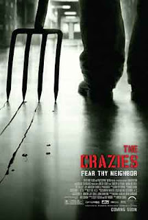 The Crazies 2010 poster USA