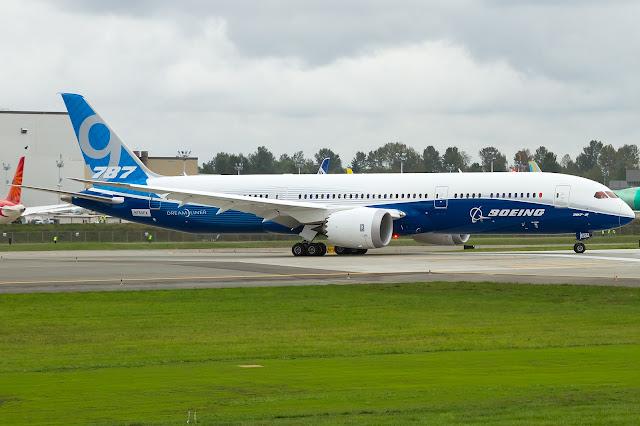 Original Boeing 787-9