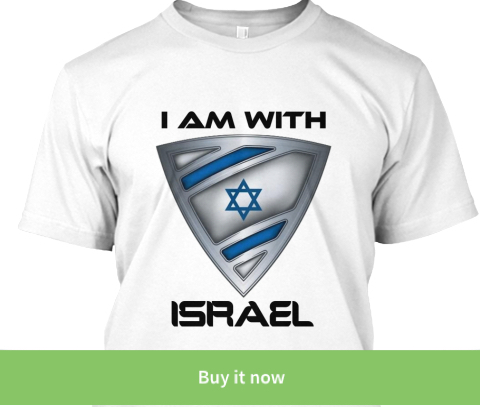 GET YOUR ISRAELSHIELD SHRT TODAY