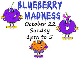 Blueberry Madness