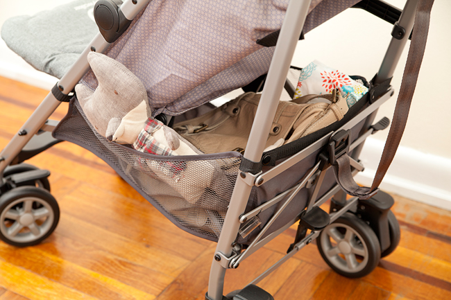 Easywalker buggy basket review