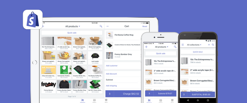 Latest Stories Of Wolrd: Shopify POS - New Look, New Features