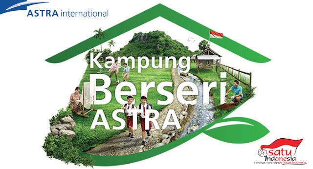 Kampung Berseri Astra Sungai Jawi Pontianak, Dedikasi Untuk Negeri