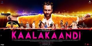 Kaalakaandi First Look Poster