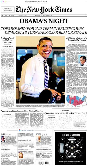 El New York Times está con todo